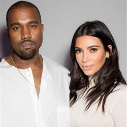 Kanye e Kim: o fim