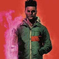 The Weeknd, o super herói