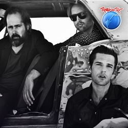 The Killers confirmados