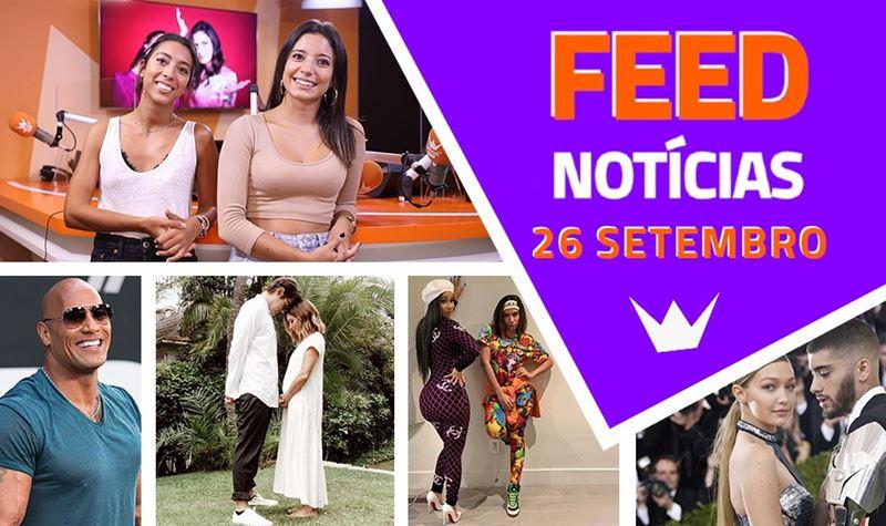 FEED NOTÍCIAS | 24 SETEMBRO