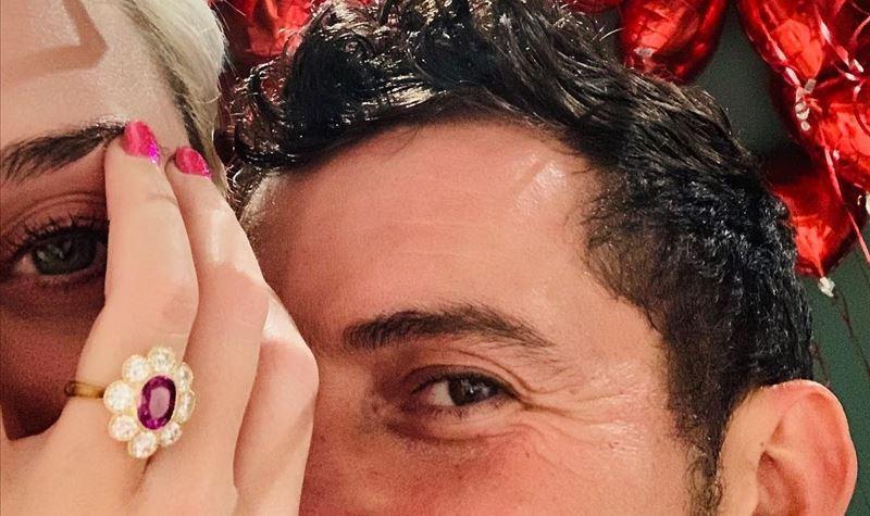 Full bloom para Katy Perry