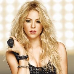 Shakira no espaço!
