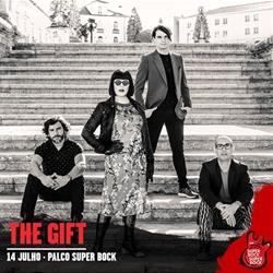 The Gift confirmados no SBSR