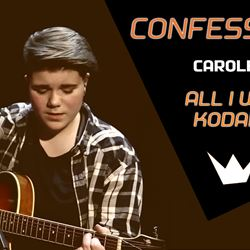 Confessions com Caroletta | All I Want (Kodaline)