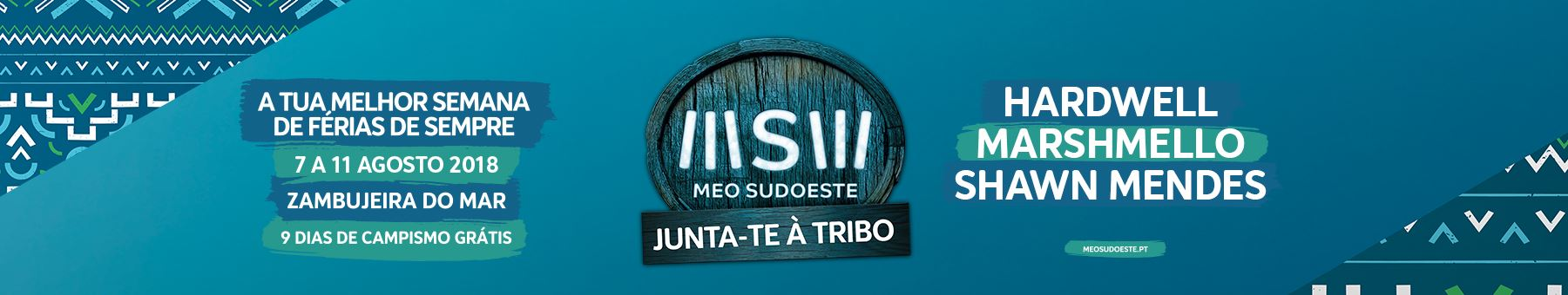 Junta-te à Tribo!