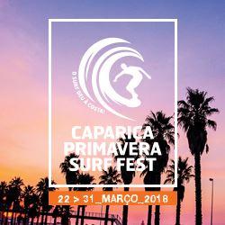 10 dias de música e surf!