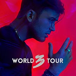 3 WORLD TOUR David Carreira