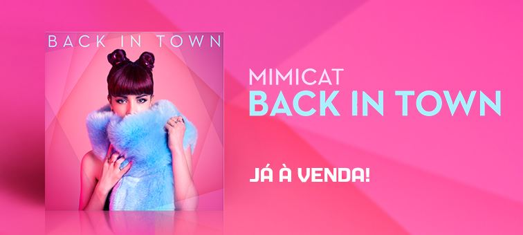 Novo disco de Mimicat!