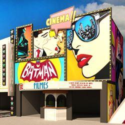 Há cinema no Rock in Rio-Lisboa!