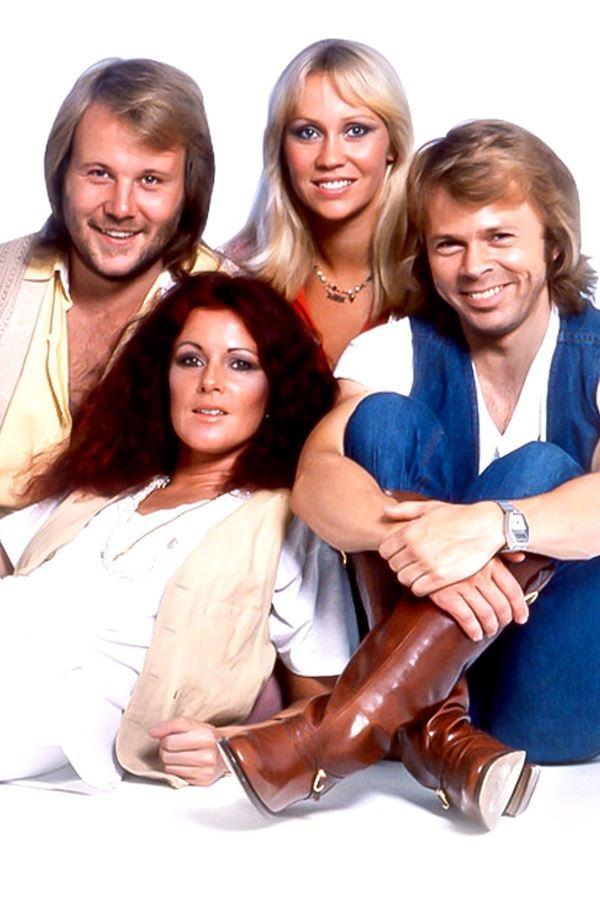 Os ABBA estão de volta!