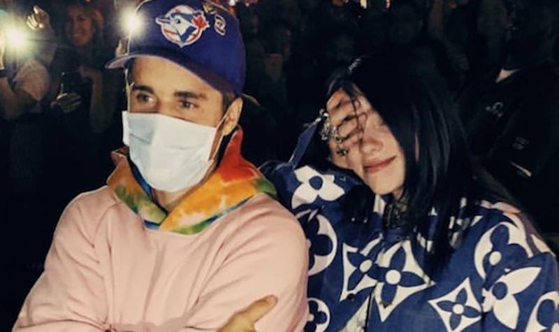 Billie Eilish featuring Justin Bieber