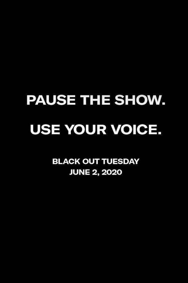 """Black Out Tuesday"": o dia em que a música parou"