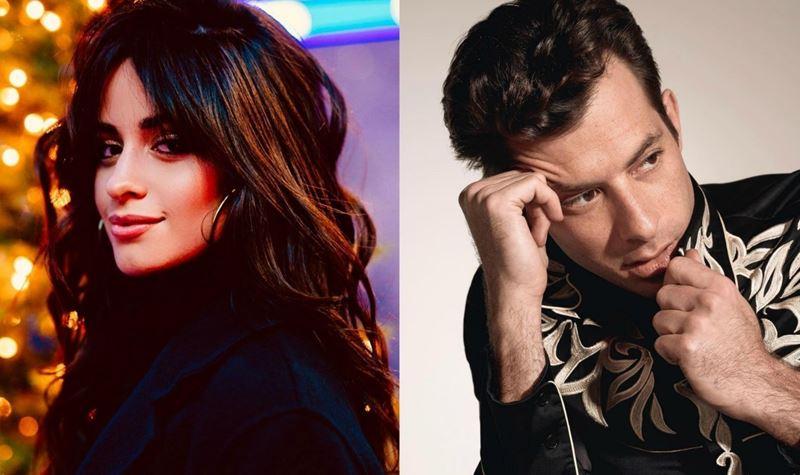 Mark Ronson e Camila Cabello andam a preparar música nova