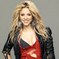 Shakira muda de look