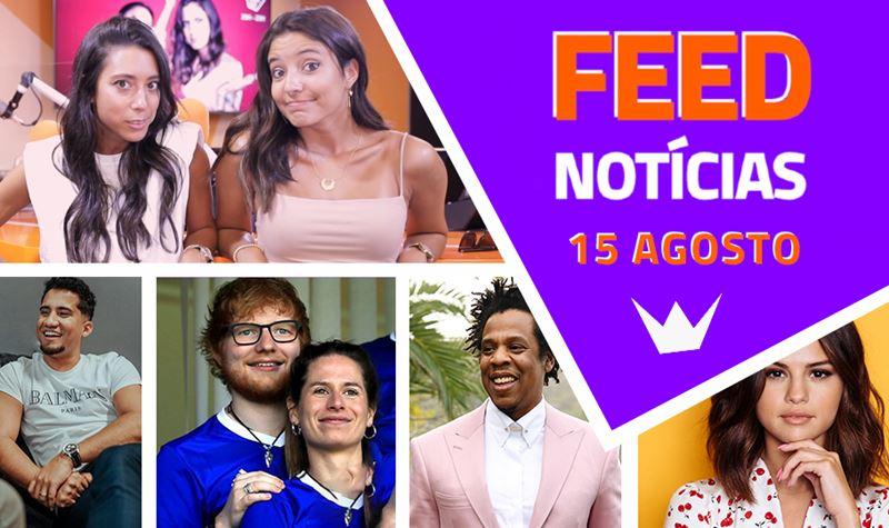FEED NOTÍCIAS | 15 AGOSTO