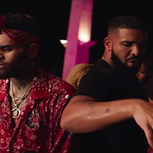 Chris Brown - No Guidance (ft. Drake)