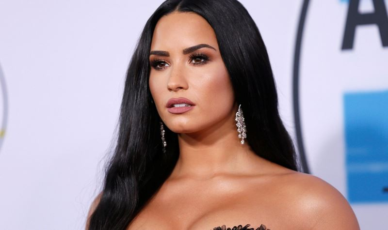 "Demi Lovato ""au naturel"""