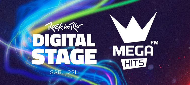 Rock in Rio Digital Stage Radioshow