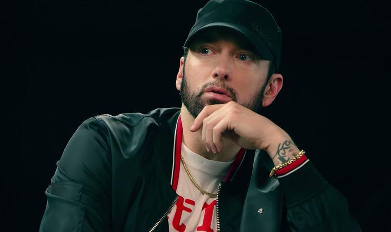 Eminem está preocupado...