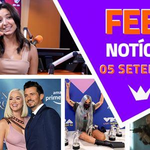 FEED NOTÍCIAS | 5 SETEMBRO