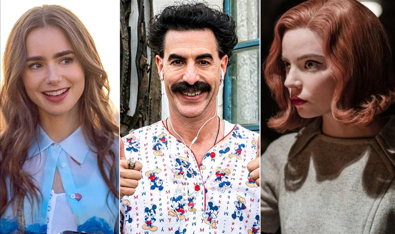 Golden Globes 2021: os nomeados