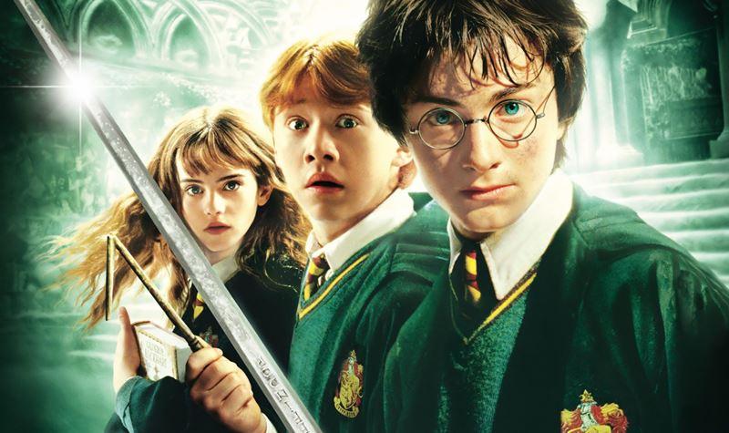 Harry Potter, a série?