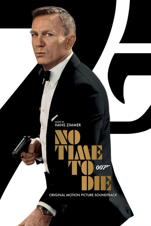 (Novo) James Bond já tem disco