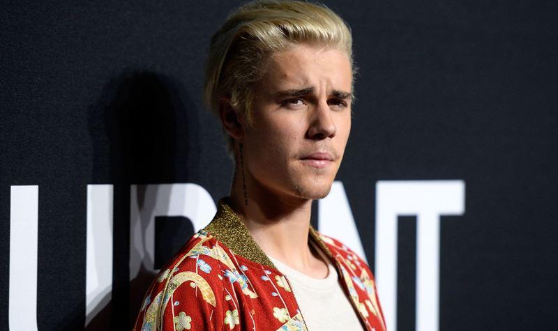 """Bieber leva a tribunal """"quem o difamou"""""""
