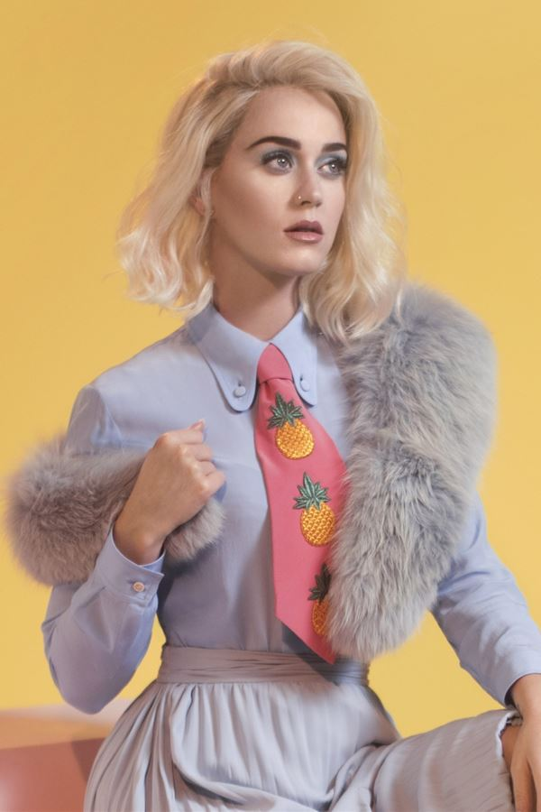 Katy Perry solidária com a China