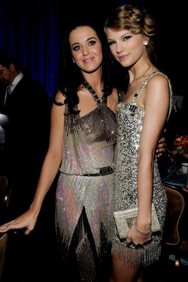 Katy e Taylor: parceria à vista?