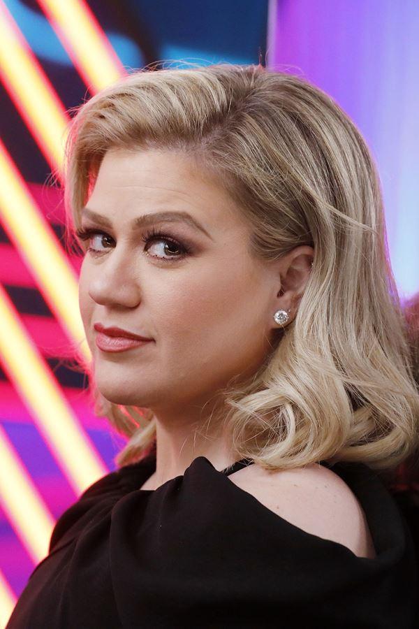 Kelly Clarkson no Passeio da Fama