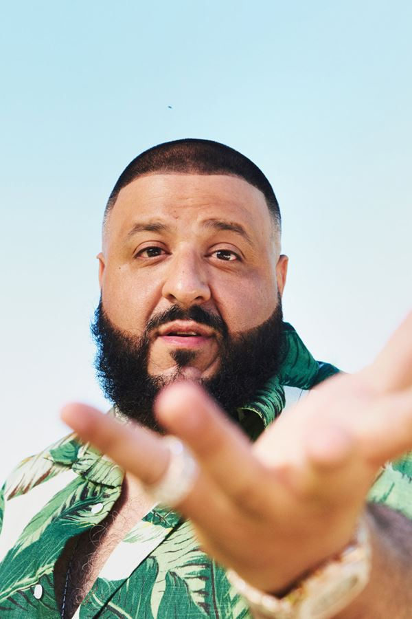 """DJ Khaled, o """"bad boy"""""""