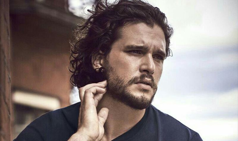 """""""Jon Snow"""" vai ser pai"""
