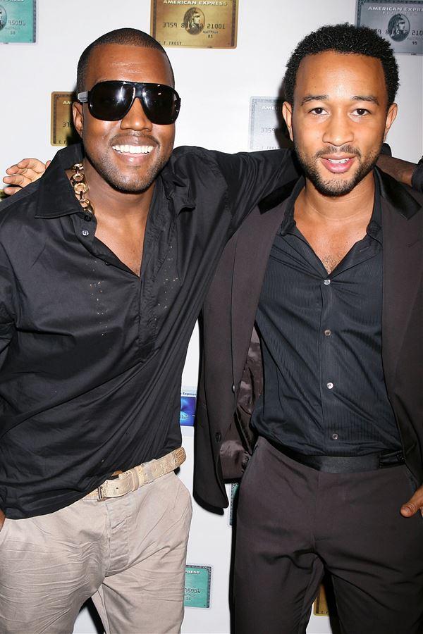 Legend e West já não são amigos...