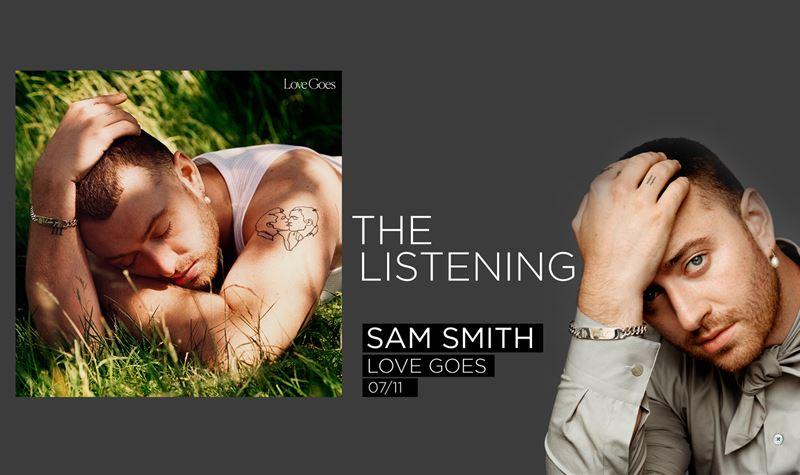 SAM SMITH | LOVE GOES