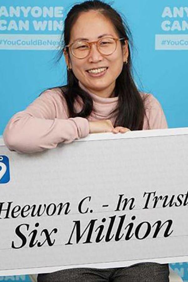 Como ganhar 6 milhões na lotaria?