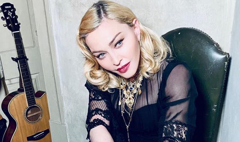 Madonna vai lançar filme sobre... si própria!