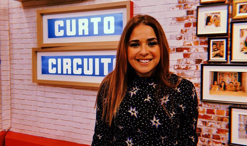 Maria Correia faz curto circuito