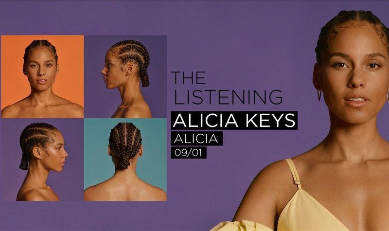 ALICIA KEYS | ALICIA