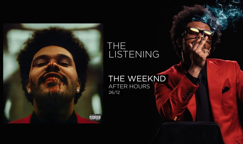 THE WEEKND | AFTER HOURS