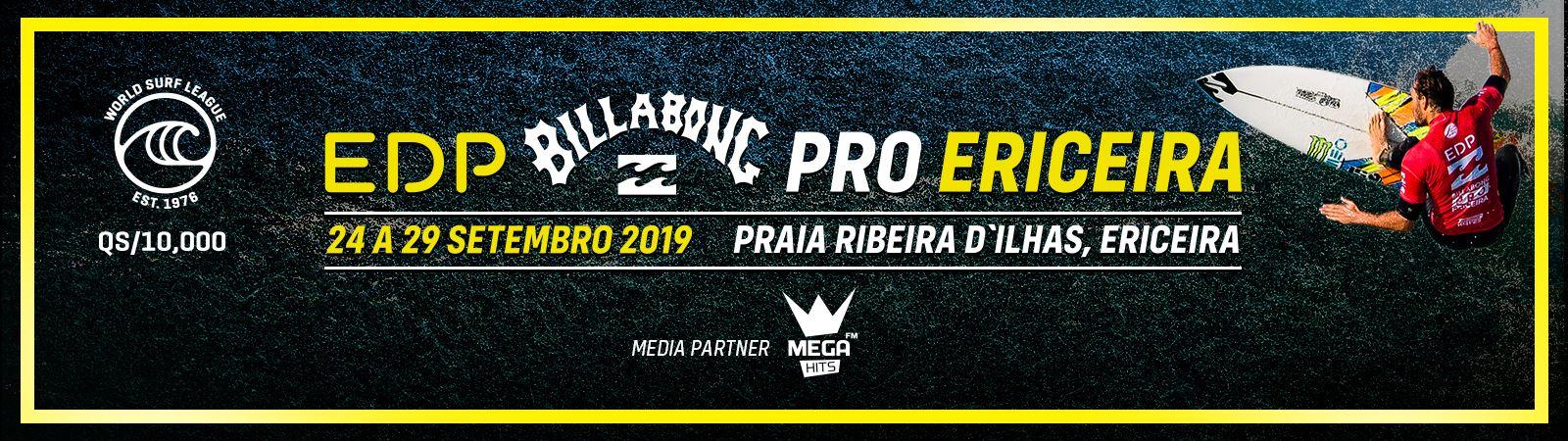 EDP Billabong Pro Ericeira