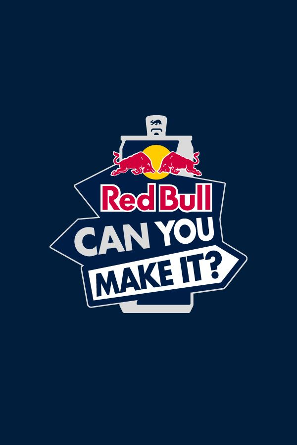 RED BULL CAN YOU MAKE IT!