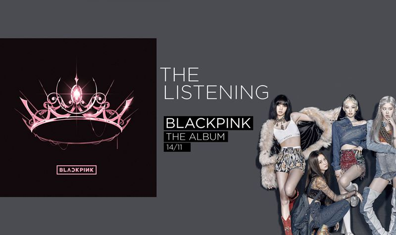 BLACKPINK | THE ALBUM
