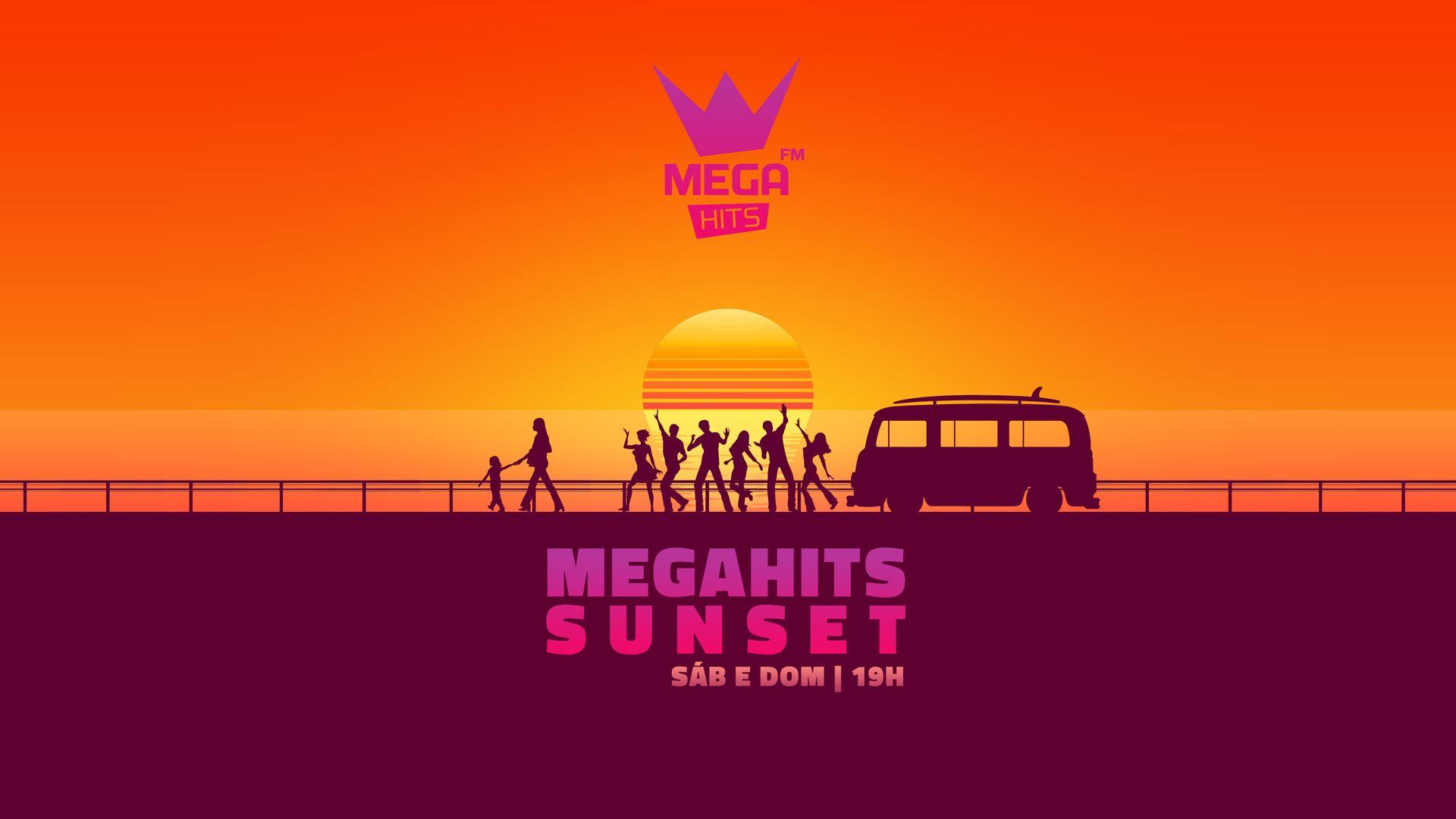 MEGA HITS SUNSET | 6 SET