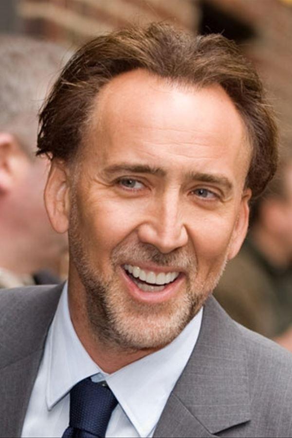 "Nicholas Cage ""é"" Joe Exotic"
