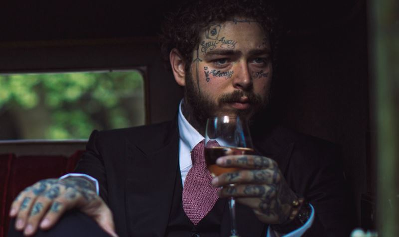 Post Malone lança Maison No. 9.