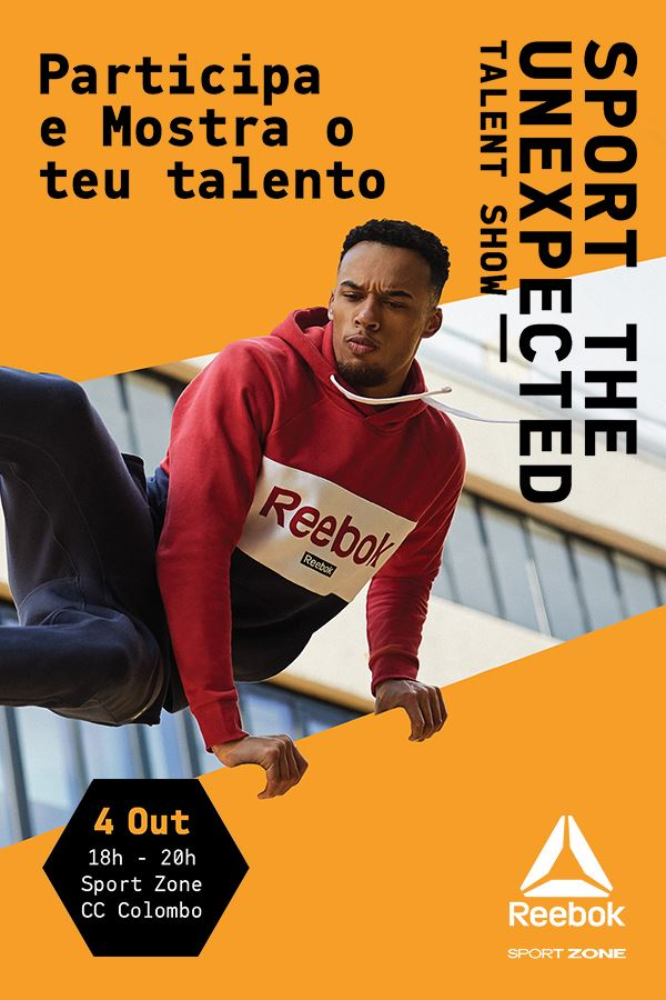 Reebok Sport The Unexpected Talent Show