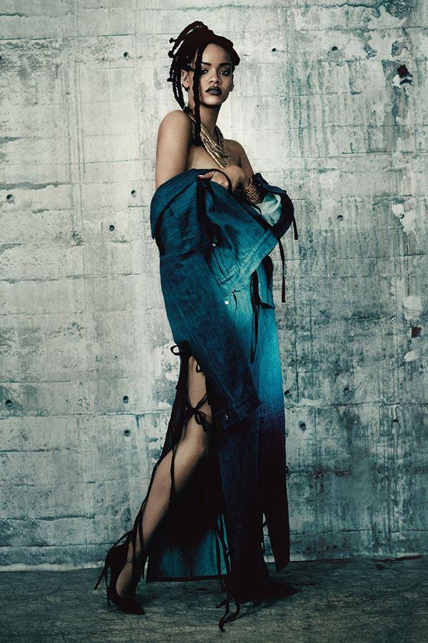 Rihanna domina Spotify e iTunes