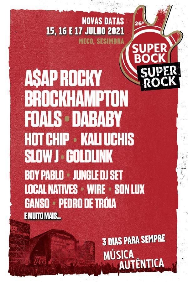 26º Super Bock Super Rock