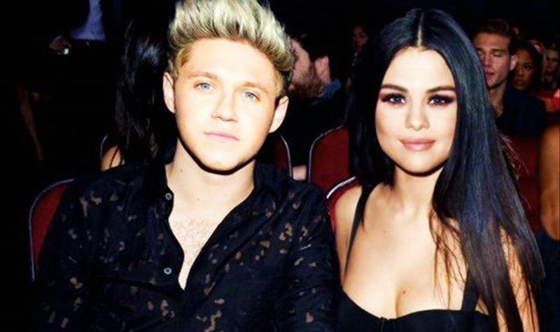 Niall Horan à espera de Selena Gomez